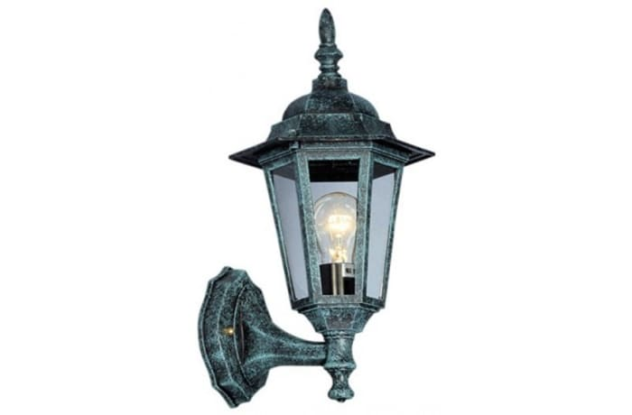 Outdoor Wall Lamps - LS202 Corsia 6 Panel Up