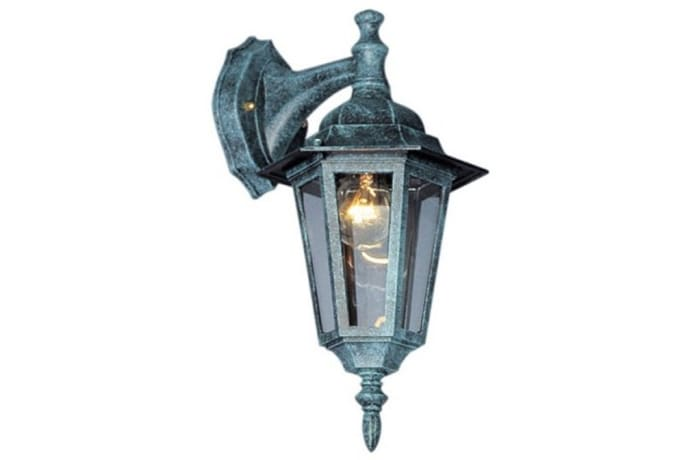 Outdoor Wall Lamps - LS204 Corsia 6 Panel Down