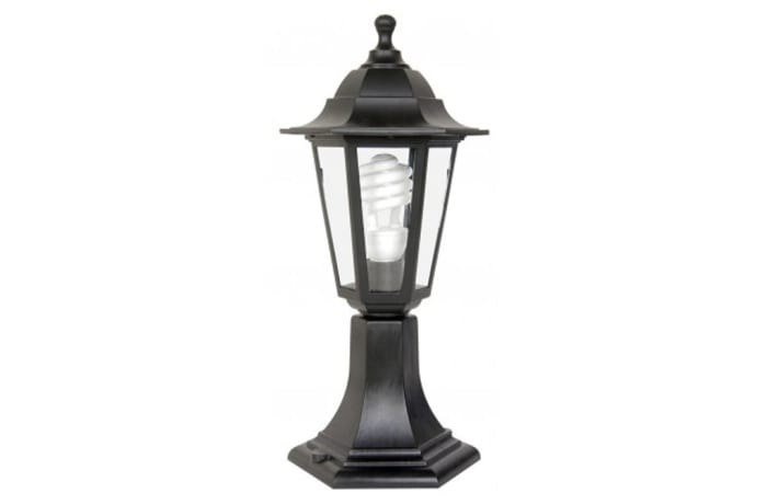 Pillar Lights - LS483 6 Panel Lantern Post Top DMC-Coastal