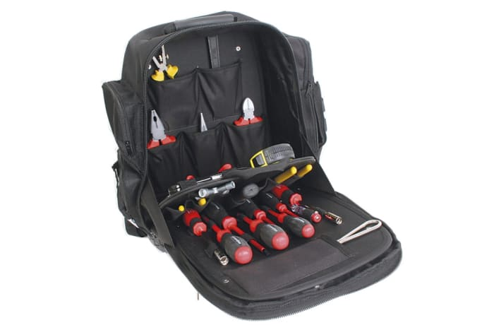 Tool Set - Backpack Toolkit Electrician's 32 Pieces