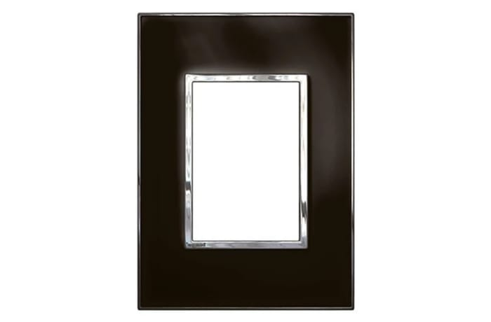 Wall Switches - Mirror Black