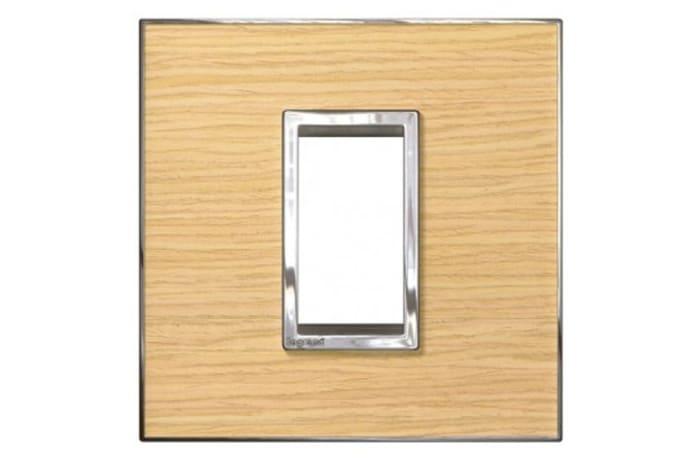 Wall Switches - Wood Light Oak