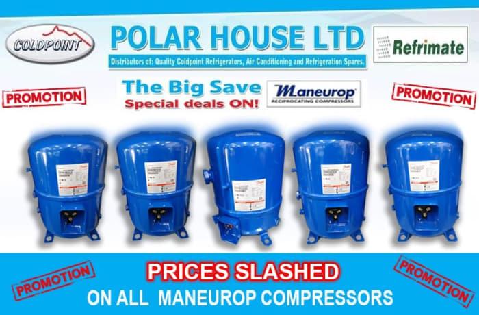 Special deals on Maneurop compressors image
