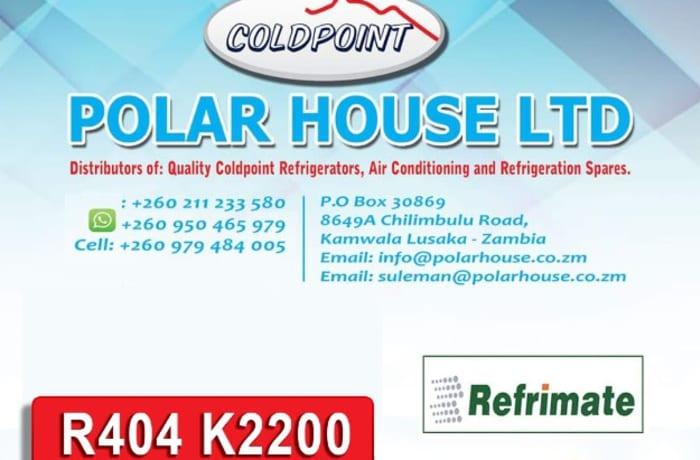 Genuine refrigerant gases image