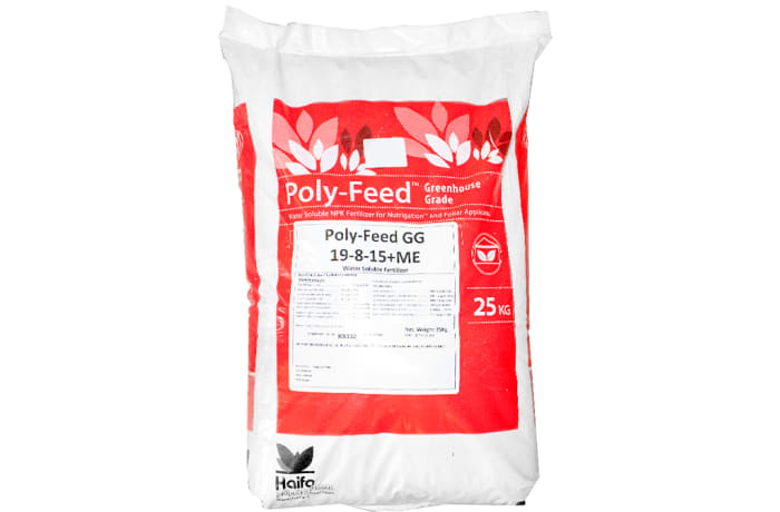 Poly-Feed Gg Greenhouse-Grade Water Soluble Fertilizer