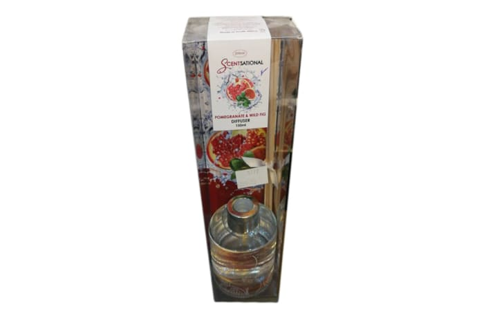 Air Freshener - Scentsational Pomegranate & Wild Fig Diffuser