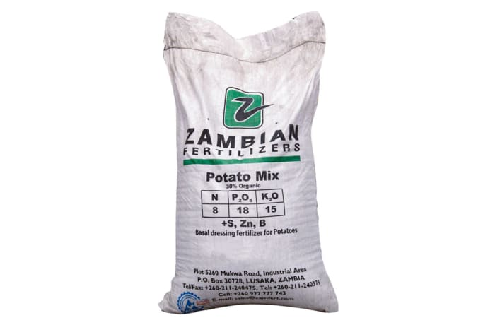 Basal Dressings Potato Mix  Fertilizer - 50kg