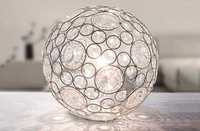 Acrylic Gem Sphere Shade