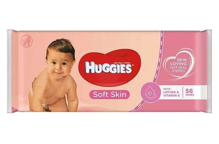 Baby Diapers/Nappies - Huggies Soft Wipes