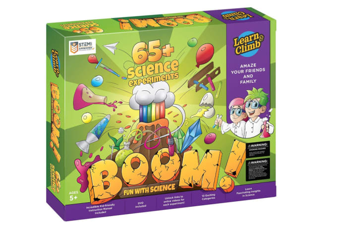 Kids Science Kit