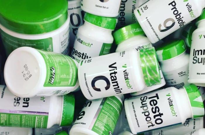 Vitatech vitamins image