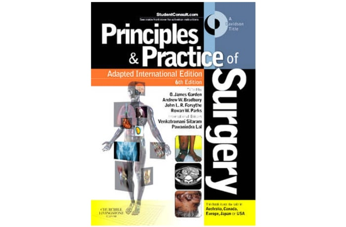 Principles and Practice of Surgery 6th Edition
