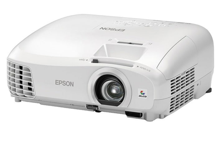 Projectors - Epson 3D Full HD Projector CH-TW5210