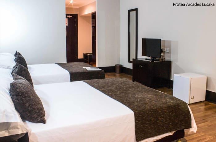 Protea Arcades Lusaka - Deluxe Twin Room