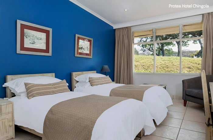 Protea Hotel Chingola - Twin Guest Room