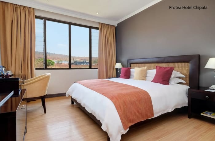 Protea Hotel Chipata - King Guest Room