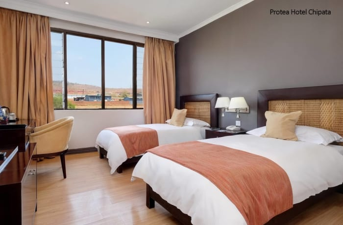 Protea Hotel Chipata - Twin Guest Room