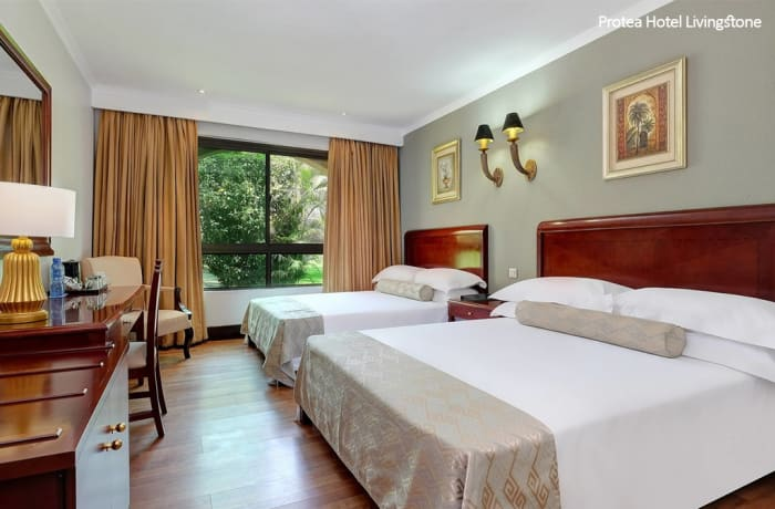 Protea Hotel Livingstone - Queen Deluxe Guest Room