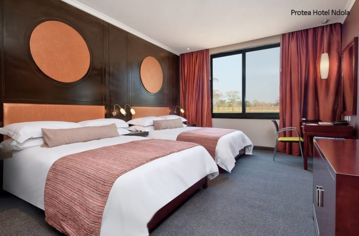Protea Hotel Ndola - Twin Guest Room