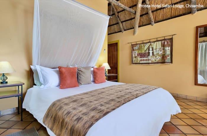 Protea Hotel Safari Lodge, Chisamba - King Chalet