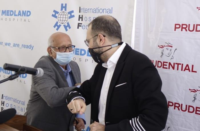 Medland, Prudential launch medical scheme image