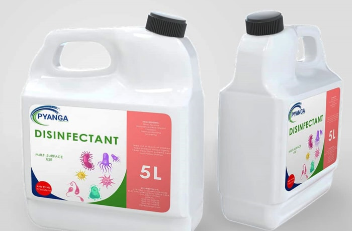 Disinfectant cleaning solution 5 litre