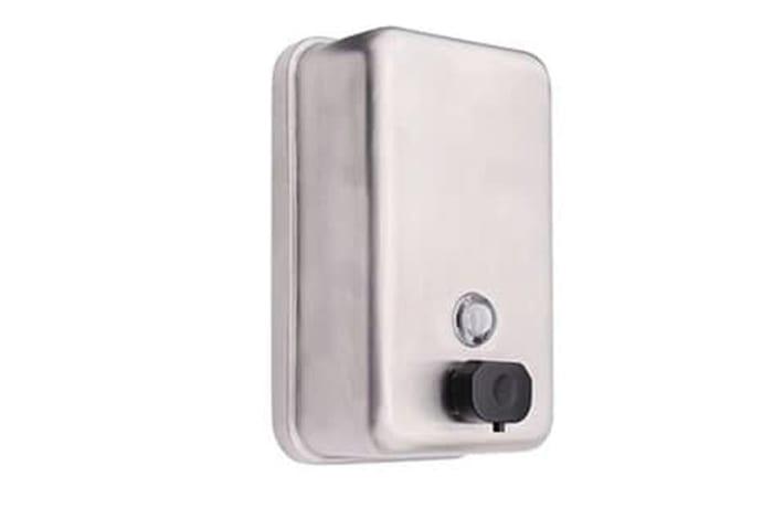 Hand Wash Steel Dispenser - Vertical