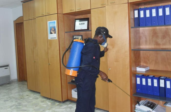 Pest Control and Fumigation