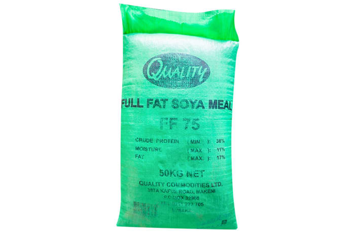 Full fat soya meal FF 75 - 50Kg