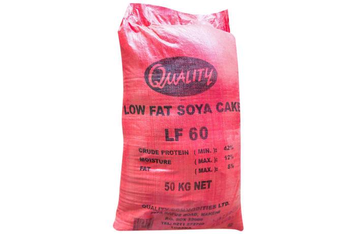 Low fat soya meal LF 60 - 50kg