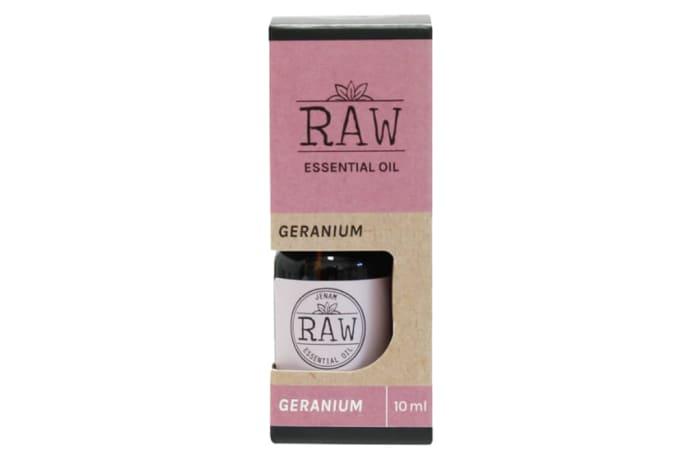 Raw Essential - Geranium Oil
