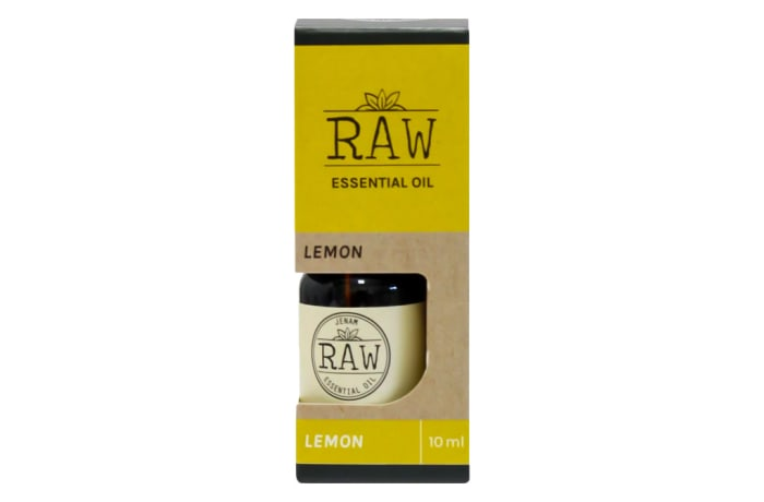 Raw Essential - Lemon Oil