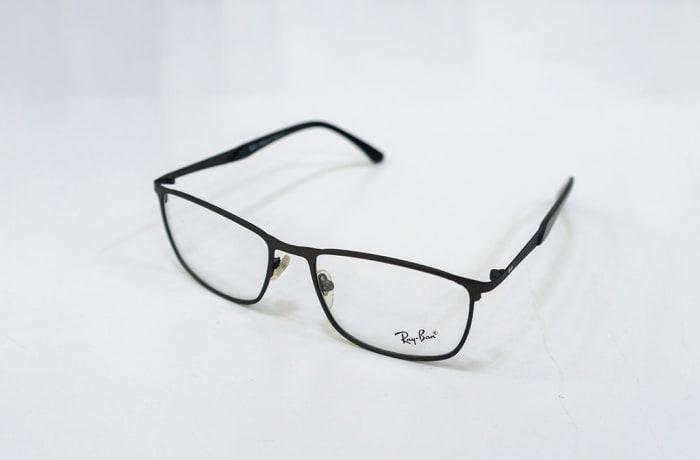 Ray-Ban Full Rim Eyeglass Thin Frames - Black