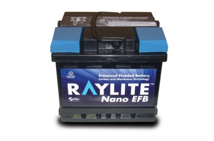 Raylite batteries