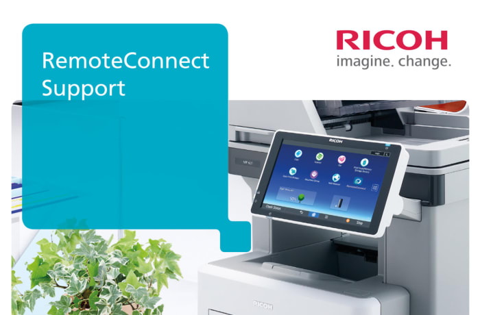 RemoteConnect Support reduces support call time by 42% image