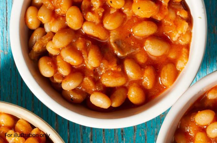 Bridal Breakfast-Brunch Menu - Hots - Baked Beans