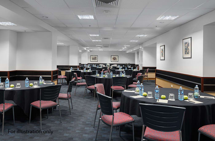 Conference Options & Package - Venue hire