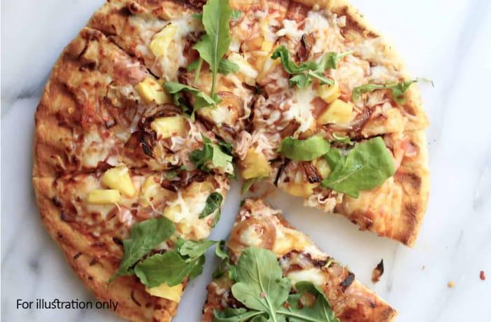 Pizza - Ham Pineapple Onion