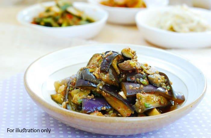 Something Substantial - Vegetables - Steamed Seasonal Vegetables or Side Salad