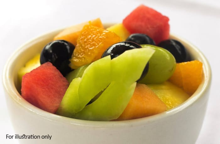 The Zambian Menu - Dessert - Fresh Seasonal Fruits