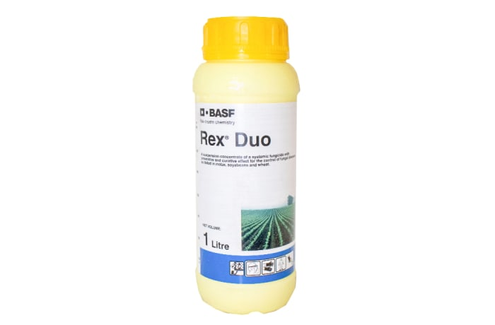 Rex Duo Preventive and Curative Systemic Fungicide Concentrate