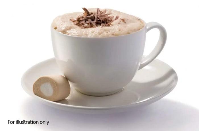 Coffee & Dessert - Amarula Coffee