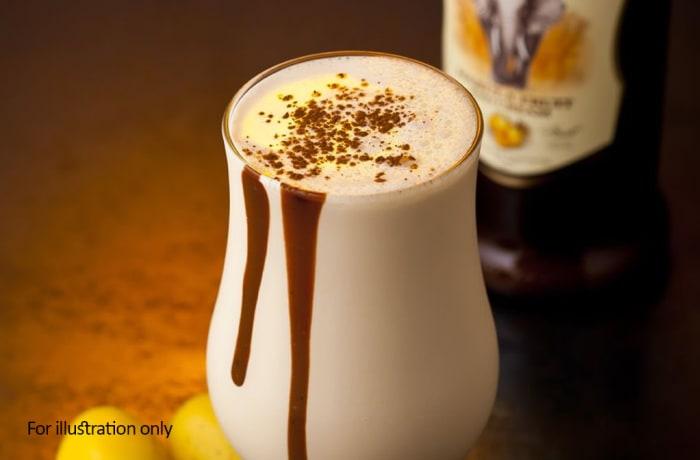 Coffee & Dessert - Amarula Pedro