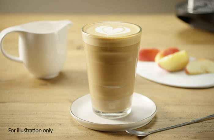 Coffee & Dessert - Caffe Latte