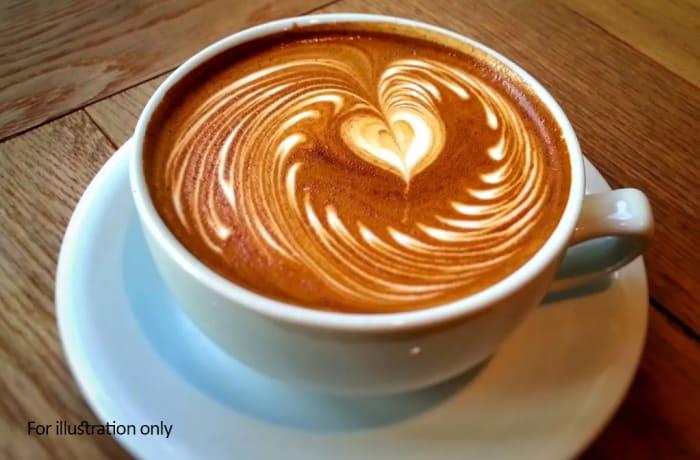 Coffee & Dessert - Decaf Cappuccino