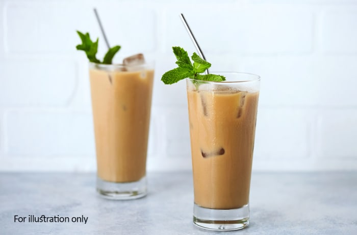 Coffee & Dessert - Iced Coffee