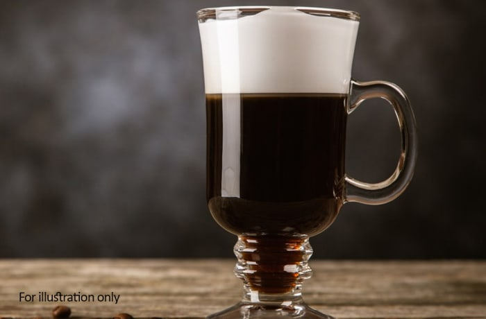 Coffee & Dessert - Irish Coffee (Whiskey)
