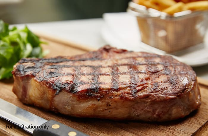 From The Grill - 280g Fillet