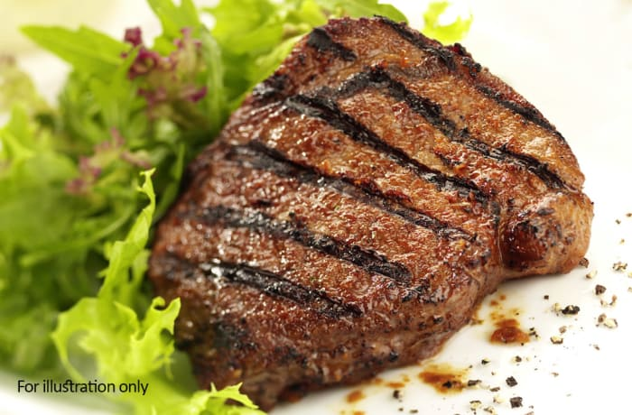 From The Grill - 300g Rump