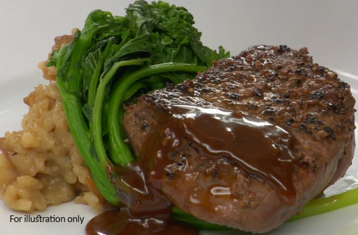 From The Grill - Fillet Flambe